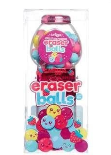Smiggle Eraser Balls Dispenser