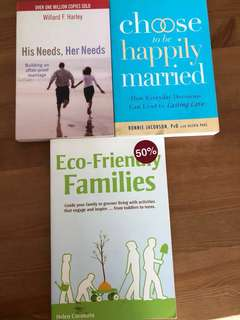Non-fiction books on love and family