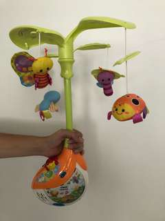 Baby mobile Vtech (French)