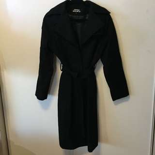 Black Tie waist Coat from Costa Blanca
