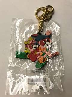 韓國樂天世界 鎖鑰扣 the Lotte World Keychains