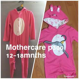 Frogsuit Mothercare 12-18 months