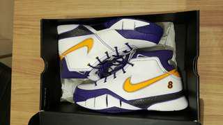 Rare Kobe 1 Proto NBA Sneaker NBA Shoes Basketball