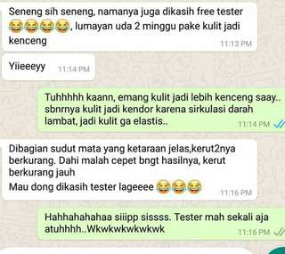 Testimoni mirracle ginseng