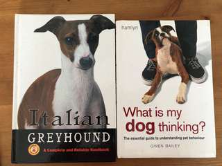 Books on dogs