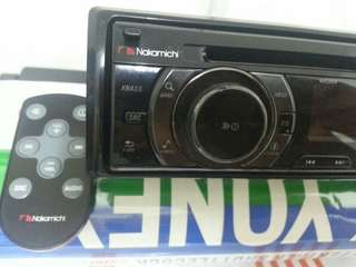 Nakamichi cd usb car player