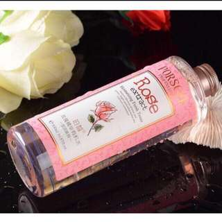 Porscee rose extract toner