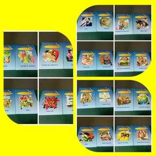 Disney Children's Encyclopedia 24本