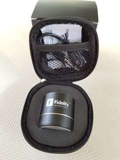 Brand New I-Fame Bluetooth Speaker (Model No: J-V2)