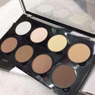 Nyx highlighter and contour pro palette