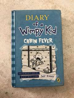 Diary Of A Wimpy Kid ( Cabin Fever )