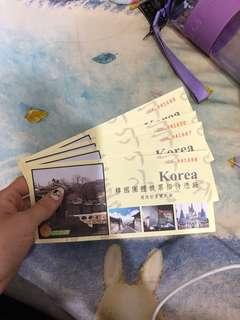 🚚 韓國機票