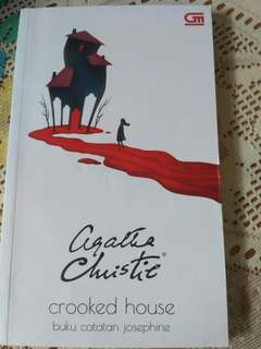 Agatha Christie novel misteri