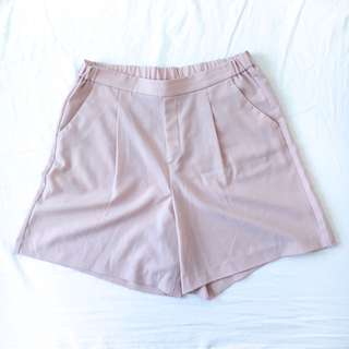 UNIQLO Flare Shorts