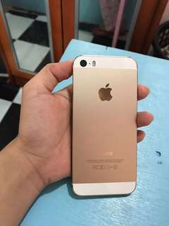 Iphone 5s gold 32gb factory unlocked