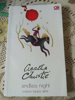 Novel misteri agatha christie