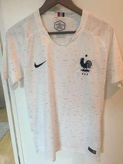 French national team uniform