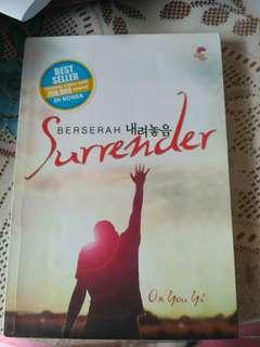 Buku kristen surrender bestseller