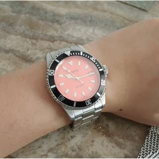 Epos Stainless Steel Automatic Watch