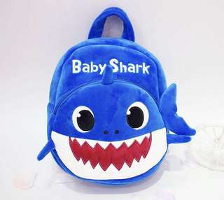 BN Baby Shark Backpack