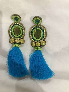 "REPRICED!! ""Cathy's Bags"" Earrings"