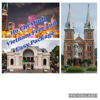 Ho Chi Minh Vietnam Free and Easy Package