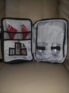 Cooler bag with Accessories