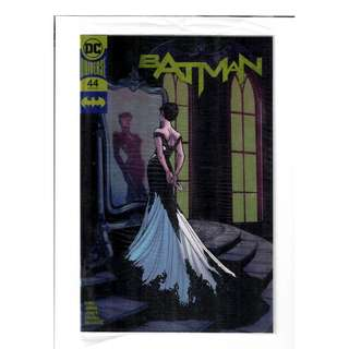 DC Comics Batman #44 Fan Expo Exclusive Foil Variant Cover NM/NM+ Sealed Rare