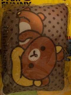 鬆弛熊cushion