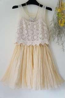 🚚 Snidel蕾絲洋裝
