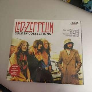 Led Zeppelin Album SEALED