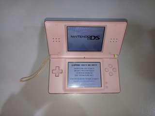 NINTENDO Ds Lite Metallic Rose Gold
