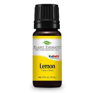 Plant Therapy Lemon Essential Oil 10 mL