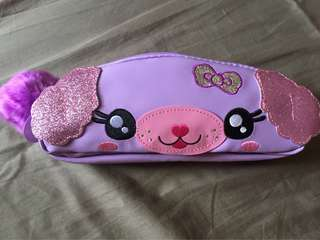 Smiggle Puppy Pencil Case