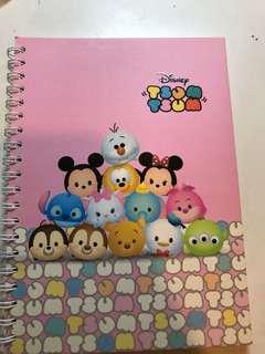 Tsum Tsum Notebook