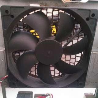 PC Case Fan 12V long wire