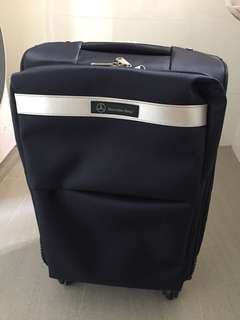 Samsonite Mercedes luggage and backpack bags