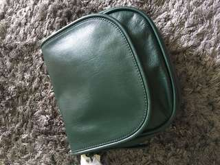Fossil Rumi Large Green