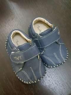 Baby Shoes - Full Leather