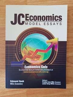 JC Economics Model Essays by Edmund Quek