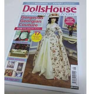 Dollshouse & Miniature Scene Magazine (Sept 2017)