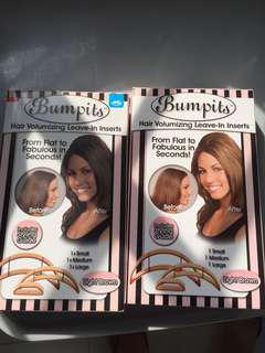 Hair volumzing leave-in Inserts