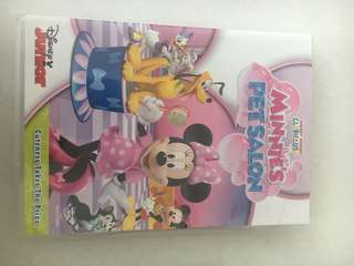 Minnie DVD