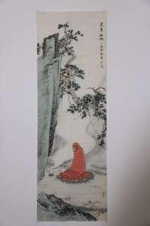 达摩图 福建名画家潘凯章