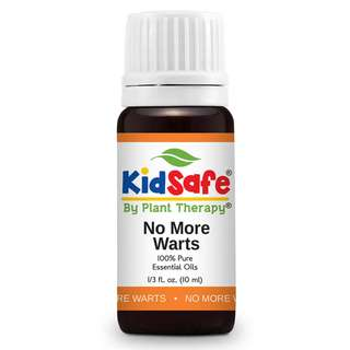 Plant Therapy No More Warts KidSafe Essential Oil 10 mL