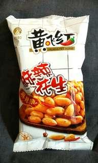 黃飛紅麻辣花生116g (4包有9折)