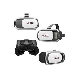 VR Box Virtual Reality Glasses - Kacamata 3Dㅤ