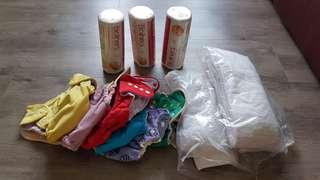 Bumwear Reusable Diapers