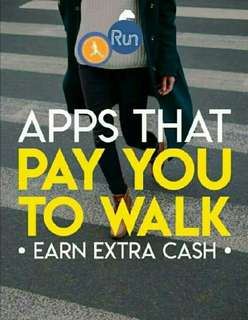 App That pay you to walk
