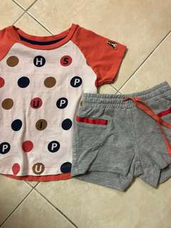 Hush Puppies Set